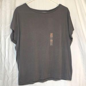 Uniqlo Basic Gray T-Shirt